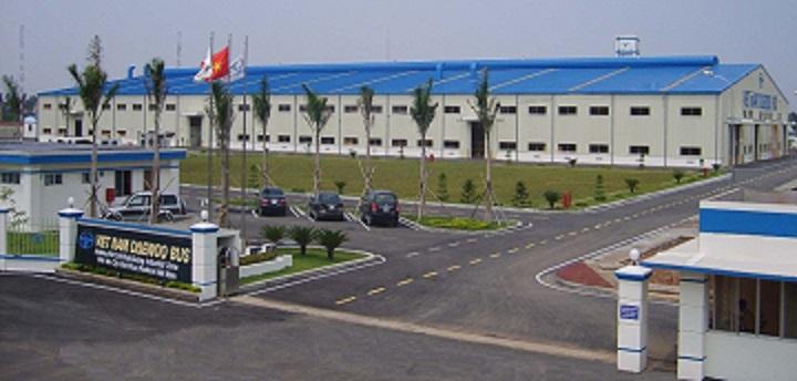 Daewoo Bus VietNam Factory