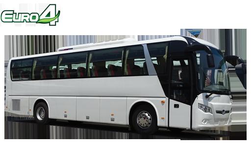 Thế hệ xe khách 47 chỗ hoàn toàn mới Daewoo GDW6117